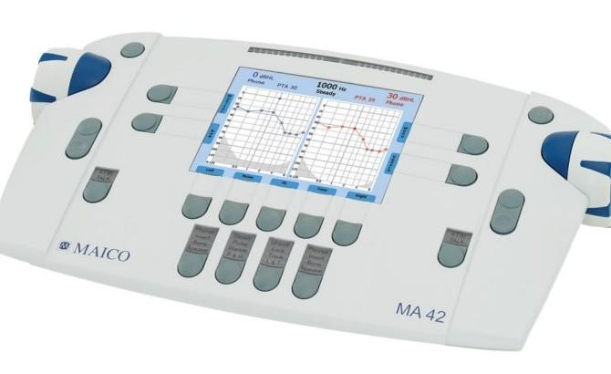 audiométer fül-orr gégészet hallásvizsgálat