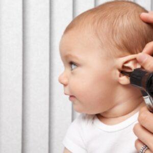 csecsemőhallásvizsgálat