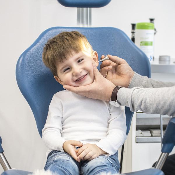Fül-orr-gégészet gyerekeknek