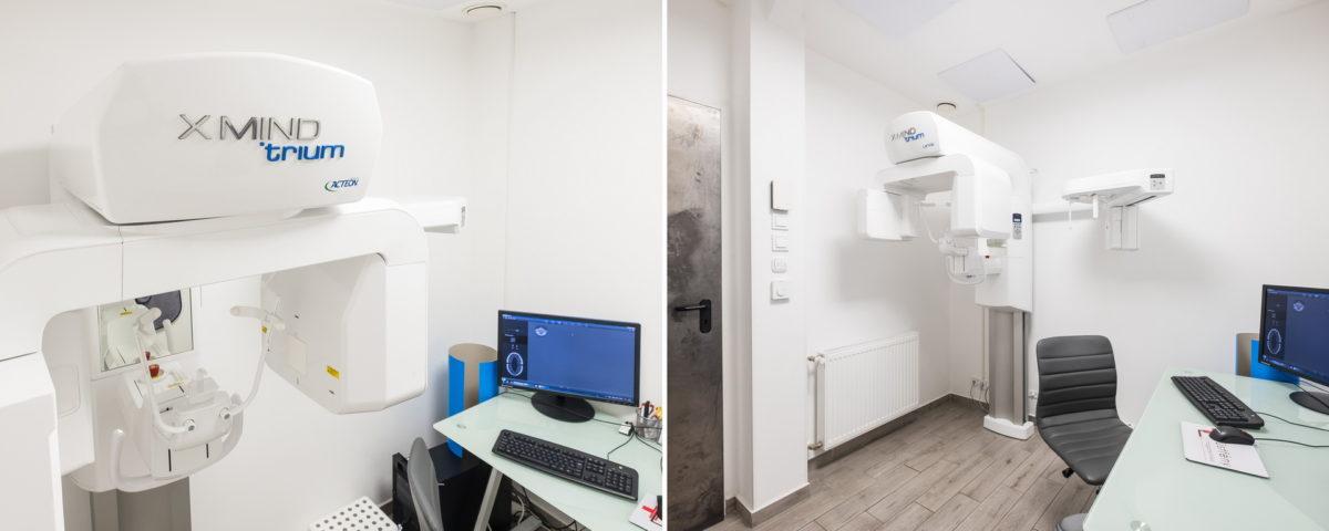 CBCT – Röntgen készülékünk