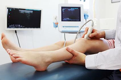 Izuleti ultrahang vizsgálat